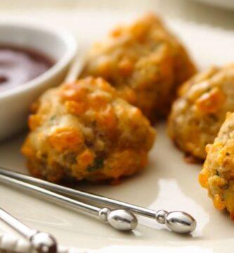 sausages-balls